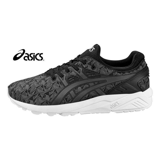 Asics Baskets Gel Kayano Trainer Black dark grey H621N