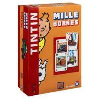 Dujardin - Jeu de société 1000 Bornes Tintin