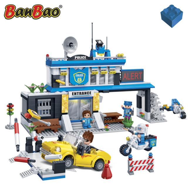 Banbao Poste de police 7001
