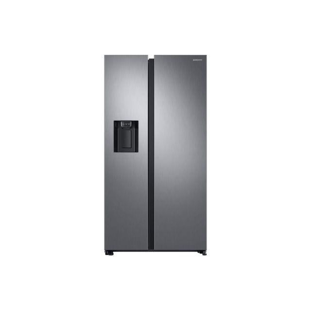 Samsung Réfrigérateur américain RS68N8221S9 617l A++ nofrost platinum