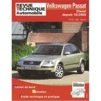 Topcar - Revue technique pour Volkswagen Passat 1.9 tdi de 100 et 130 ch jusqu'à 10-00