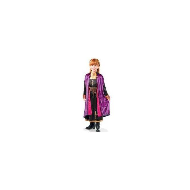 Rubies Déguisement luxe Anna Disney La Reine des Neiges 2 5/6 ans