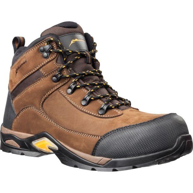 Albatros Chaussures de sécurité montantes Hiker Xts S3 Hro
