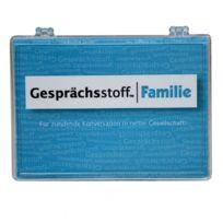Kylskapspoesi Ab - GesprÄCHSSTOFF: Familie