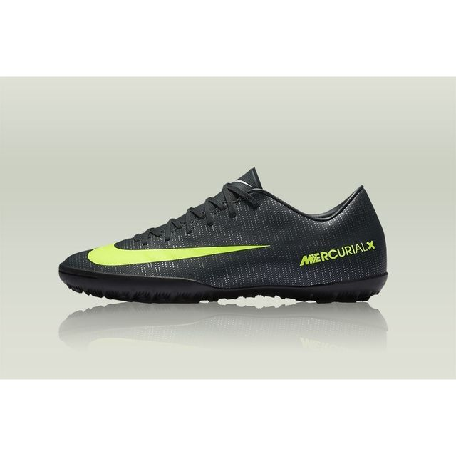 nike cr7 grise