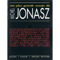 Musicom - Partitions Variété, Pop, Rock. Jonasz Michel - Plus Grands Succes - Pvg Piano Voix Guitare