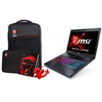MSI - GS72 6QE-241FR Stealth Pro 4K Edition - Noir