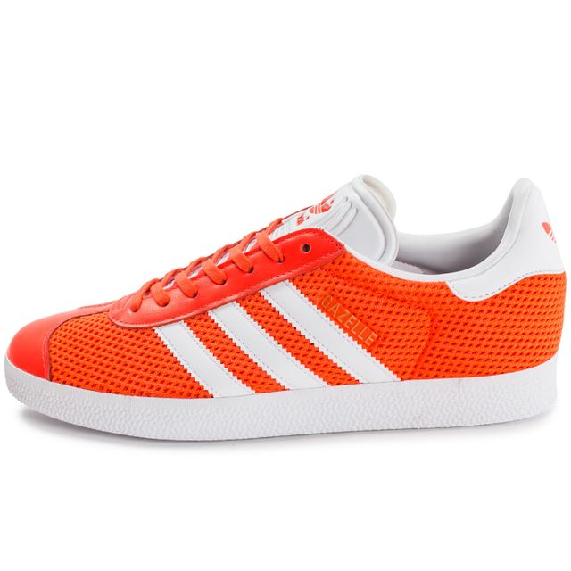 Adidas originals Gazelle Mesh Orange 46 pas cher Achat