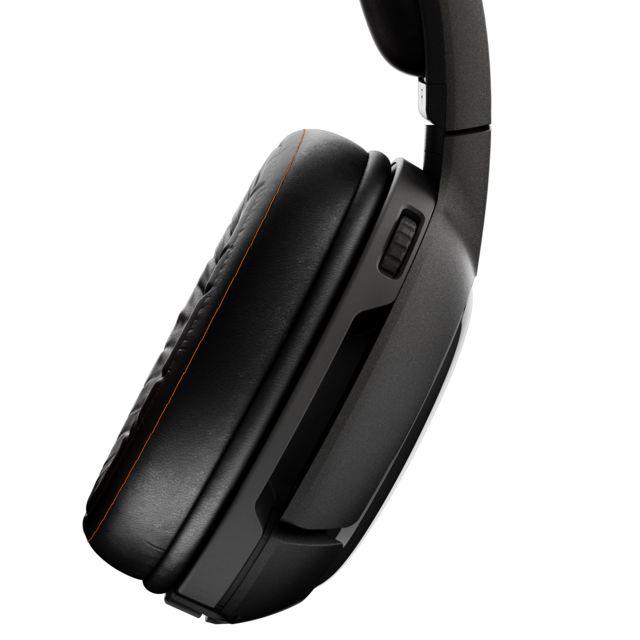 STEELSERIES Siberia 800 Le Siberia 800 offre une qualité audio professionnelle sans le moindre compromis. Ce casque ne souffre d'aucun lag, faible latence et intègre trois technologies Dolby Surround.