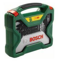 Bosch - Coffret X-line 86 pièces Forets, vissage, scie cloches etc