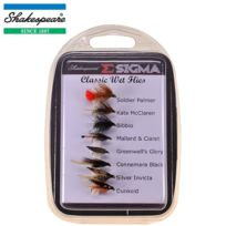 Shakespeare - Pack De Mouches Sigma Fly Selection N°2