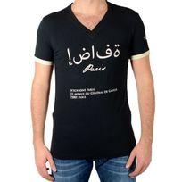 Hechbone Paris - Tee Shirt Sana'a Noir