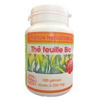 France Herboristerie - Gelules The Vert Bio 100 gélules dosées à 250 mg