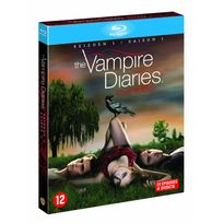 Warner Bros - The Vampire Diaries Saison 1/BLU-RAY