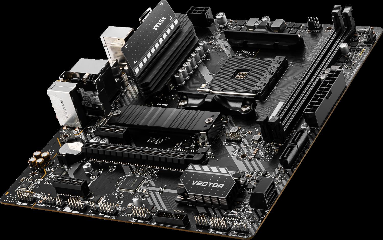 Carte mère AMD MAG A520M Vector WiFi MSI