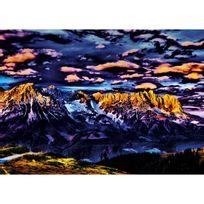 Schmidt - Puzzle 1000 pièces : Michael Von Hassel - Paysage de montagne