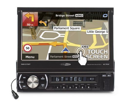 Caliber Autoradio/VIDEO/GPS Rmn 575BT