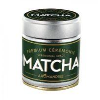 Autre - Le thé Matcha peut être bu comme un thé ou parfumer vos préparations culinaires aussi bien salées que sucrées. Thé bio