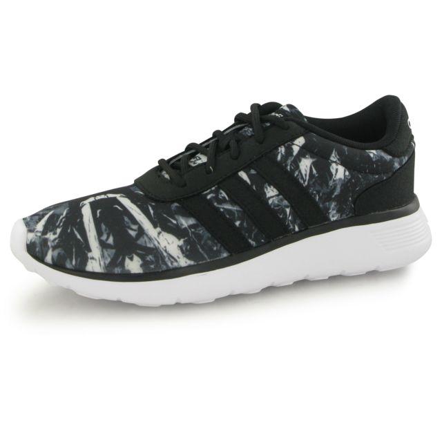 Adidas neo - Lite Racer noir, baskets mode femme 37 1/3 ...