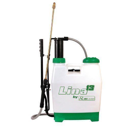 Ribitech - Pulvérisateur Lina 13, à pression préalable, 14L