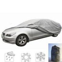All Ride - Housse de protection pour voiture - Auto garage - Xl - Gris foncé
