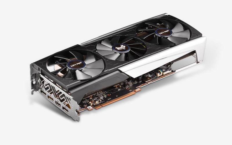 NITRO+ Radeon RX 5700 XT BE - Triple Fan - 8Go