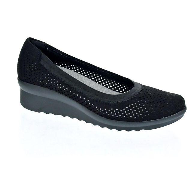 Clarks Chaussures Femme Ballerine modele Caddell Trail