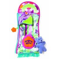 Manhattan Toy - 302690 - Accessoire - PoupÉE Et Mini-poupÉE - Groovy Girls - Sac De Couchage Snazzy Sleeper
