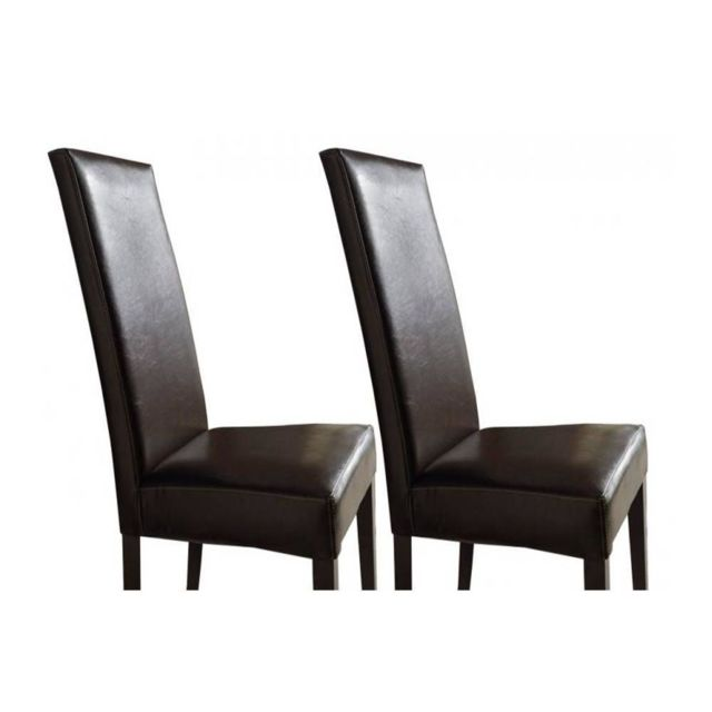 chaise cuir vintage. Black Bedroom Furniture Sets. Home Design Ideas