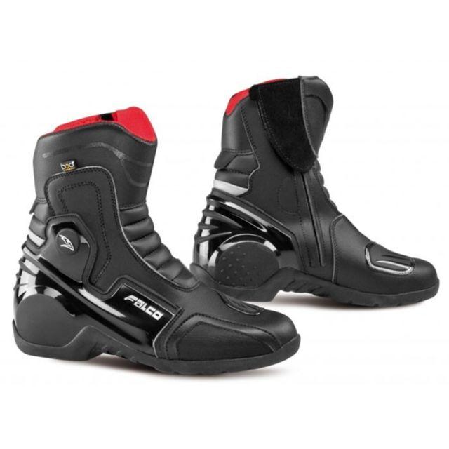 bottes moto sport route étanches AXIS 2 330 noir