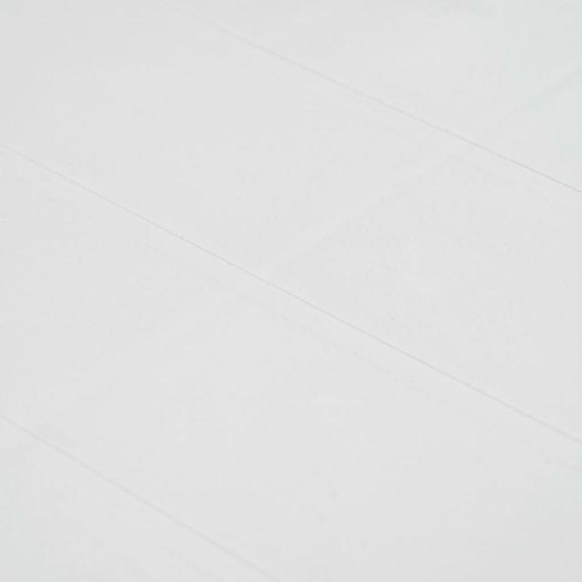 Icaverne - Salons de jardin categorie Meuble à dîner d'extérieur 5pcs Plastique Blanc Aspect de rotin