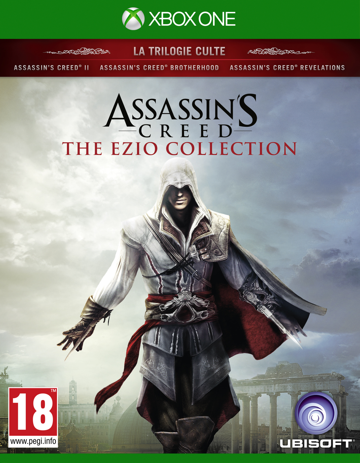 ASSASSIN CREED EZIO - Xbox One