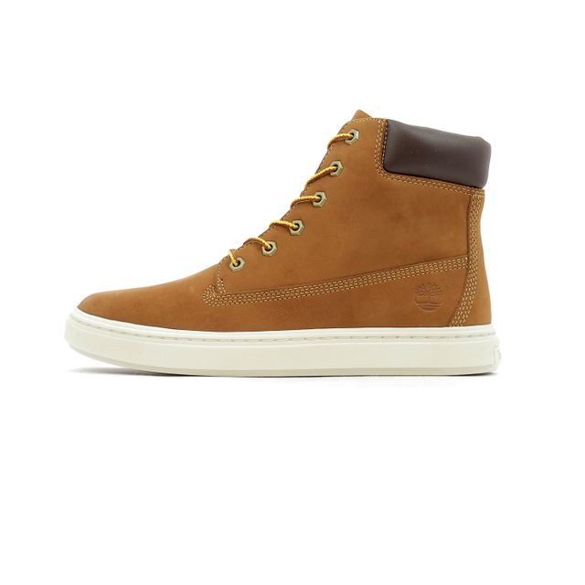 Timberland cher montantes pas Baskets Londyn 6 Beige IbYmf76gyv
