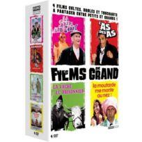 Dvd - Mes Films De Grand - Coffret - La Vache Et Le Prisonnier + La Soupe Aux Choux + L'as Des As + La Moutarde Me Monte Au Nez