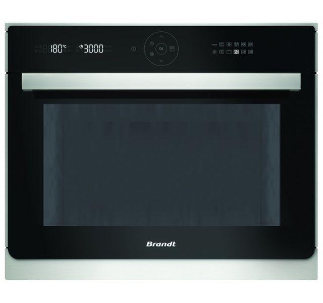 Brandt Micro-ondes encastrable BKC6575X
