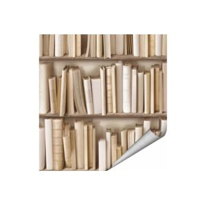 declikdeco ce papier peint trompe l 39 oeil dans les tons ivoire vous donnera la sensation d. Black Bedroom Furniture Sets. Home Design Ideas