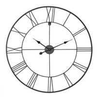 Ikra - Imagine Forge Horloge - 80 cm