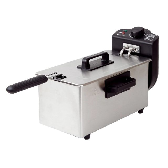 Blackpear Friteuse 190°C 3L 2000W