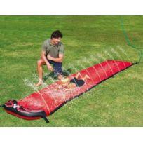 Best Way - Tapis de glisse gonflable avec gicleurs 4.88 m de longueur