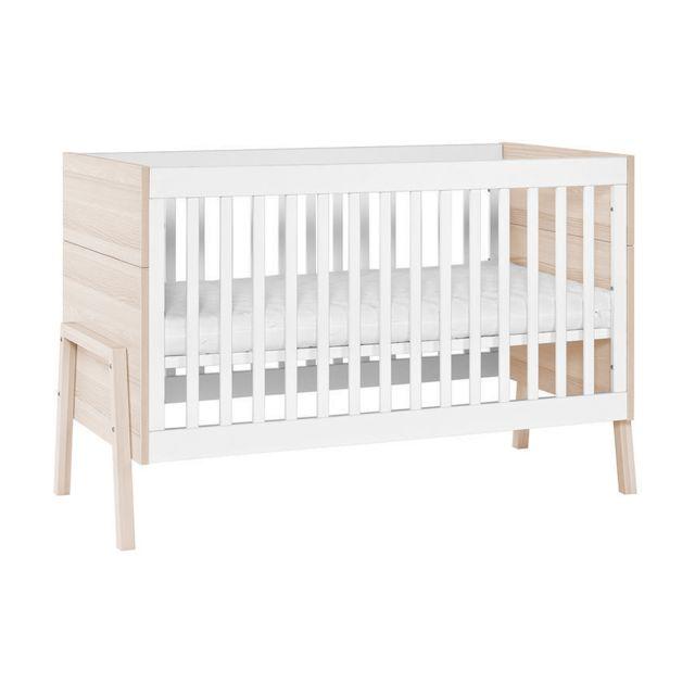 Vox Lit bébé 60x120 Spot - Blanc