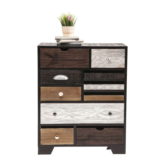Karedesign Commode Quinta 10 tiroirs Kare Design