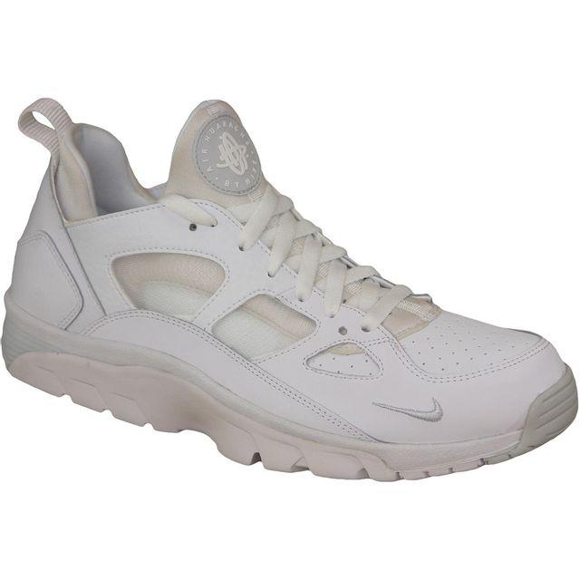the latest 66649 230dc Nike - Air Tr Huarache Low 749447-110 Blanc - pas cher Achat   Vente  Baskets homme - RueDuCommerce