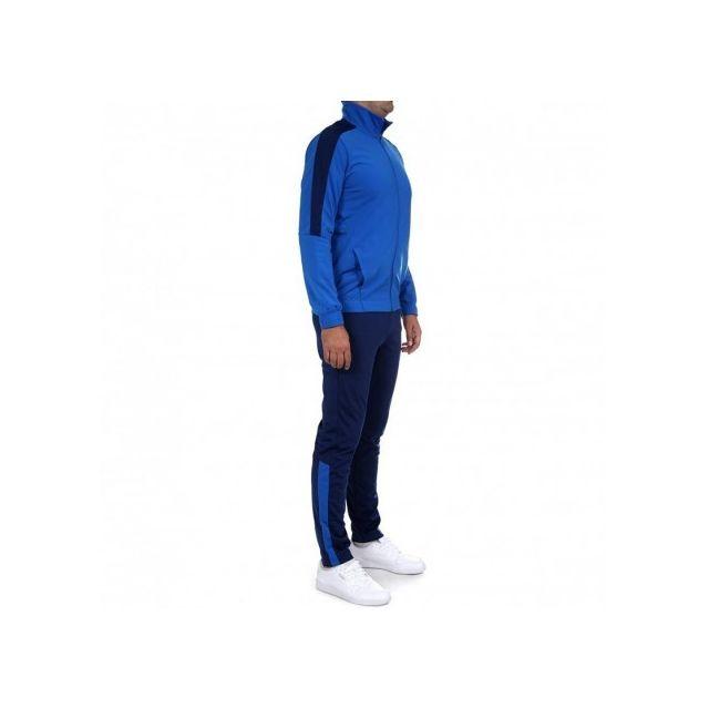 100% top quality detailed images pick up Puma - Survêtement Techstripe Bleu Homme Multicouleur - pas ...