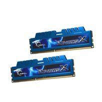 G.SKILL - Ripjaws X 4 Go 2 x 2 Go DDR3 1333 MHz Cas 8