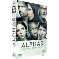 Universal - Alphas - Saison 2