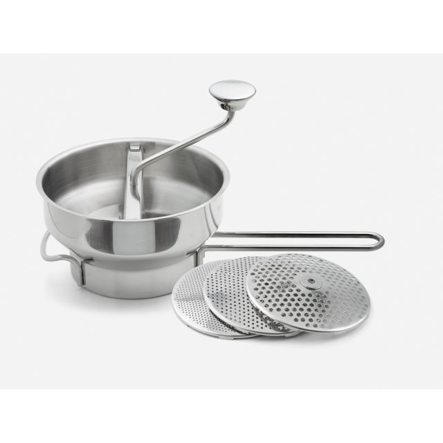 TABLE PASSION WEIS - MOULIN LEGUMES INOX 3 DISQUES