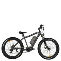 Weebot - Vélo électrique Vtt - Le Cross Noir Noir