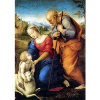 Dtoys - Puzzle 1000 pièces - Renaissance - Raphael : La famille sainte de l'agneau