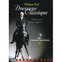 Tag Films Distribution - Dressage classique - Philippe Karl - Vol. 2 : L'école de gymnastique