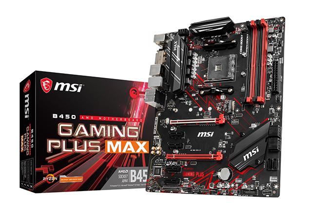 B450 Gaming Plus Max